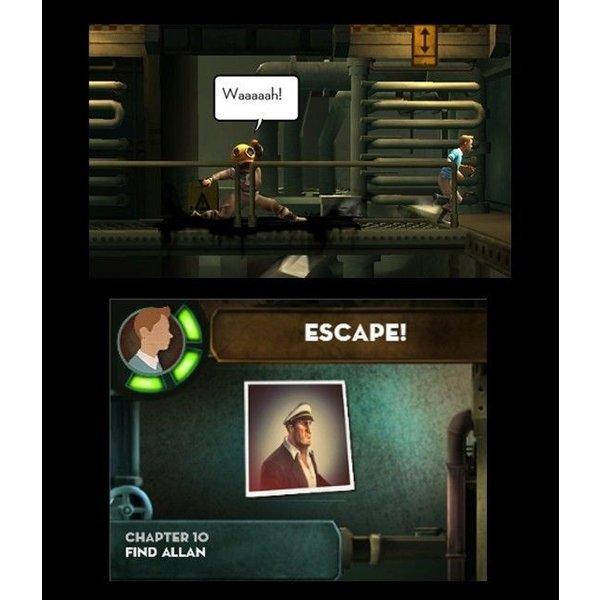 3DS 2e hands: Kuifje het Geheim van de Eenhoorn