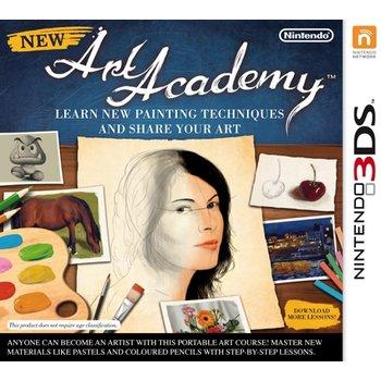 3DS New Art Academy kopen