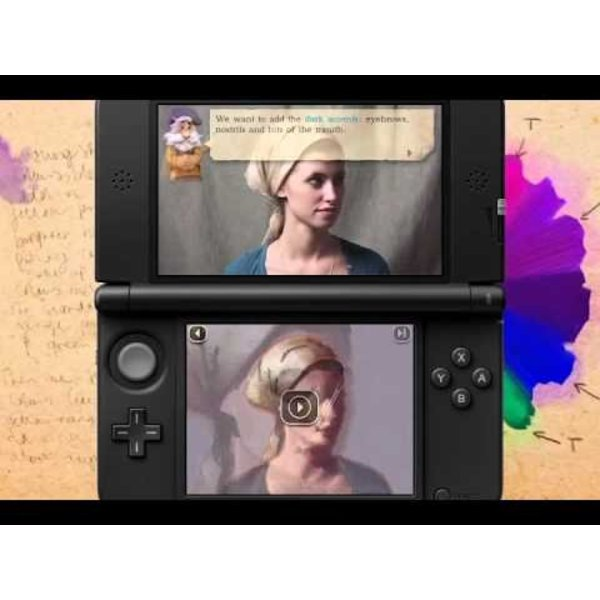 3DS Used: New Art Academy