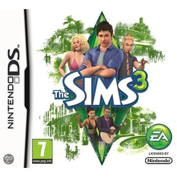 DS The Sims 3