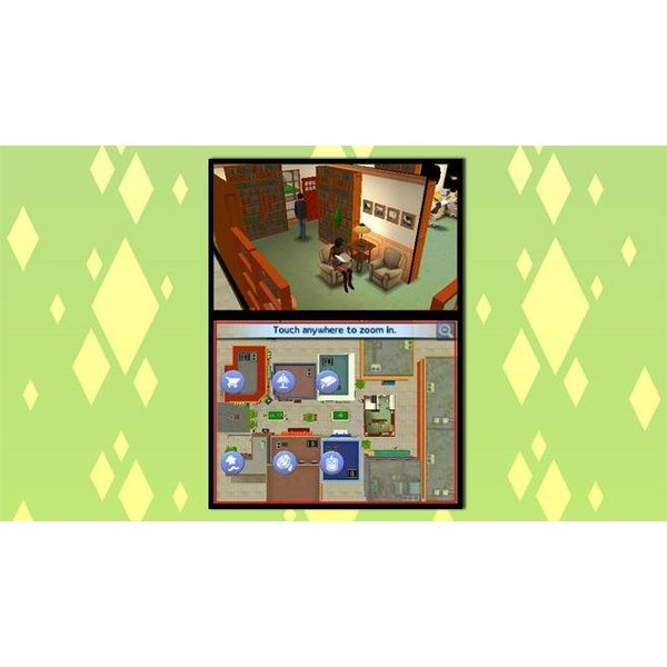 DS 2nd hand: Sims 3