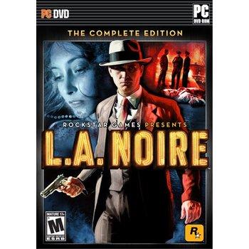 PC L.A. Noire (Complete Edition) Steam Key