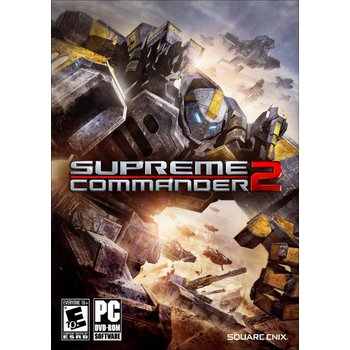 PC Supreme Commander 2 Steam Key kopen
