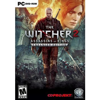 PC The Witcher 2 Assassins of Kings (Enhanced Edition) Steam Key kopen