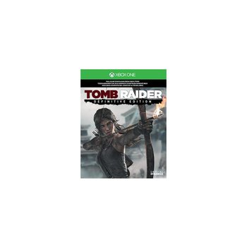Xbox One Tomb Raider Definitive Edition Digital Download Code kopen