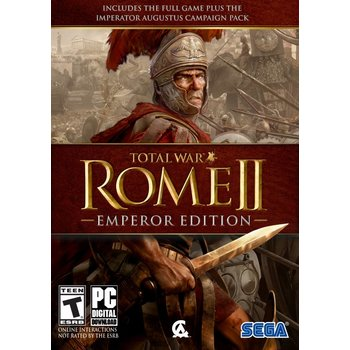 PC Total War Rome 2 (Emperor Edition) Steam Key