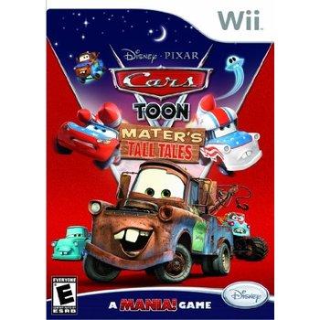 Wii Disney Cars Toon Takel's Sterke Verhalen