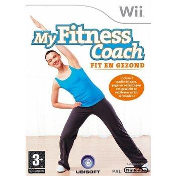 Wii My Fitness Coach Fit en Gezond kopen