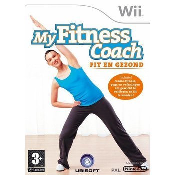 Wii My Fitness Coach Fit en Gezond