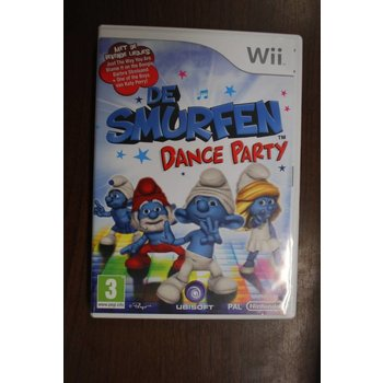Wii De Smurfen Dance Party