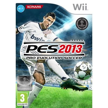 Wii Pro Evolution Soccer PES 2013