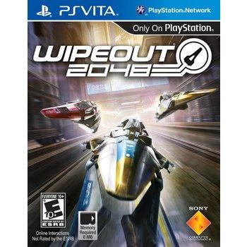 PS Vita Wipeout 2048