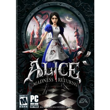 PC Alice Madness Returns Origin Key kopen