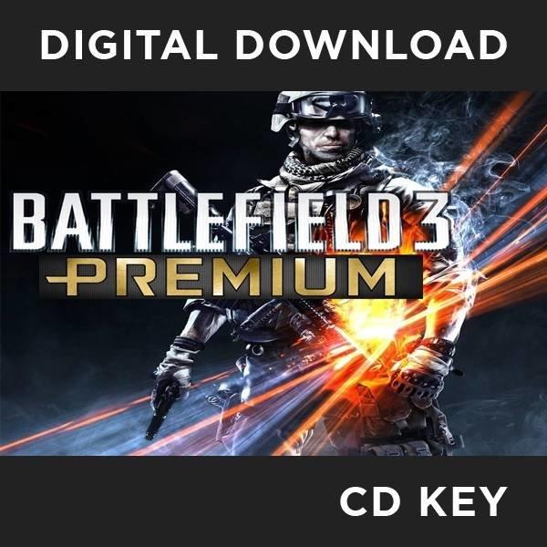 PC Battlefield 3 Premium Edition Origin Key