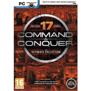 PC Command & Conquer The Ultimate Collection Origin Key kopen