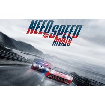 PC Need for Speed Rivals Origin Key