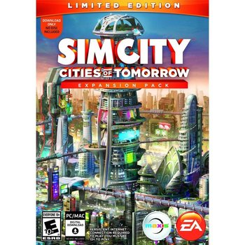 PC SimCity Cities of Tomorrow (Limited Edition) Origin Key