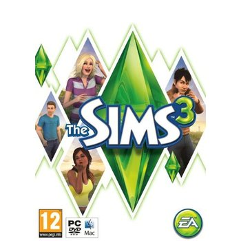 PC De Sims 3 Origin Key