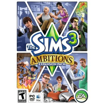 PC De Sims 3 Ambitions Origin Key kopen