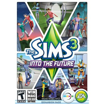 PC De Sims 3 Into The Future Origin Key kopen