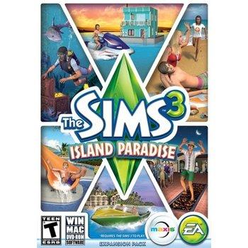PC De Sims 3 Island Paradise Origin Key