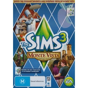 PC De Sims 3 Monte Vista Origin Key