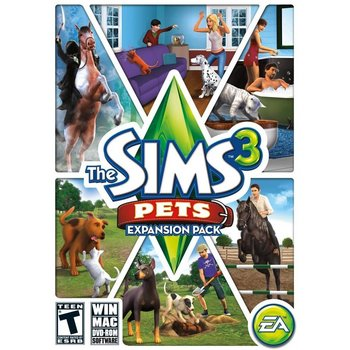 PC The Sims 3 Pets Origin Key