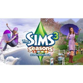 PC De Sims 3 Seasons Origin Key