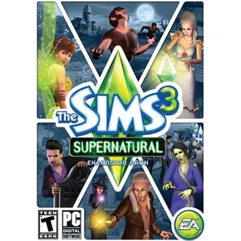 PC De Sims 3 Supernatural Origin Key