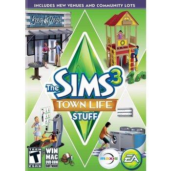 PC De Sims 3 Town Life Stuff Origin Key kopen