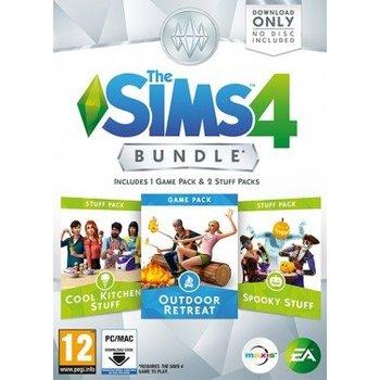 PC De Sims 4 - Bundle Pack 2 Origin Key kopen