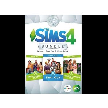 PC De Sims 4 - Bundle Pack 3 Origin Key kopen