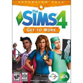 PC De Sims 4 Get to Work Origin Key