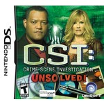 DS Used: CSI Unsolved!