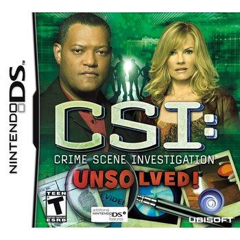 DS CSI Unsolved! kopen