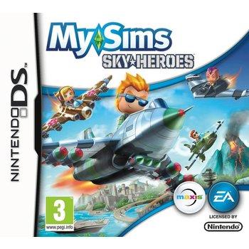 DS My Sims Skyheroes