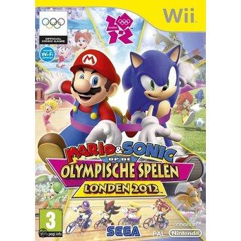 Wii Mario & Sonic Olympische Spelen Londen 2012