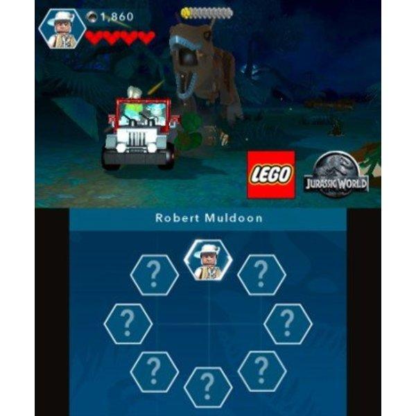 3DS Used: LEGO Jurassic World