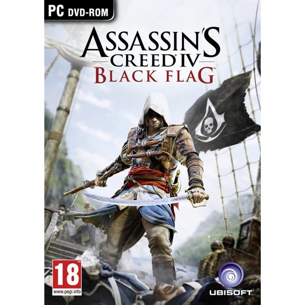 PC Assassins Creed IV Black Flag Uplay Download