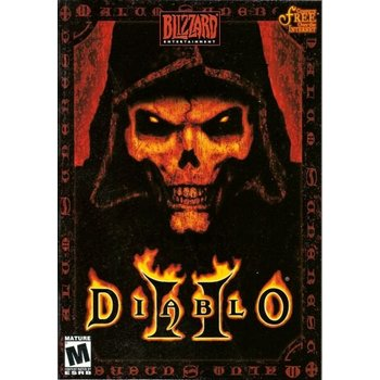 PC Diablo 2 Battle.net download Key