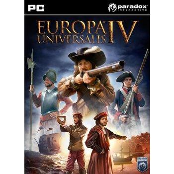 PC Europa Universalis IV Steam Key kopen