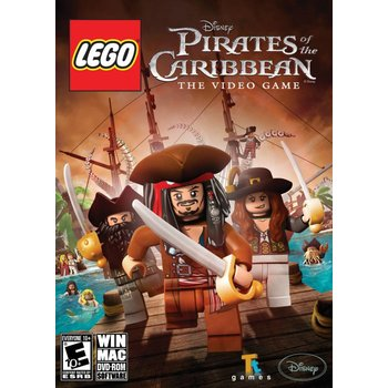 PC LEGO Pirates of the Caribbean Steam Key