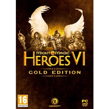 PC Might & Magic Heroes VI (Gold Edition) Uplay Download kopen