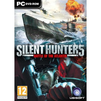 PC Silent Hunter 5 Battle of the Atlantic Uplay Download