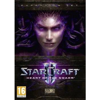 PC StarCraft 2 Heart of Swarm Battle.net download Key
