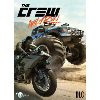 PC The Crew Wild Run (DLC) Uplay Download