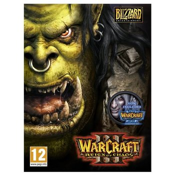 PC Warcraft 3 (Gold Edition inc. The Frozen Throne) Battle.net download Key kopen