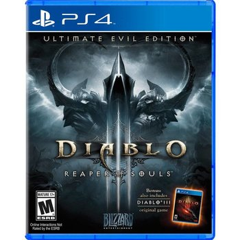 PS4 Diablo 3 (III) Ultimate Evil Edition