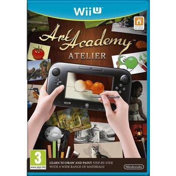 Wii U Art Academy Atelier