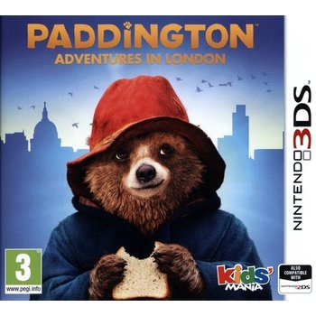 3DS Paddington Adventures in London